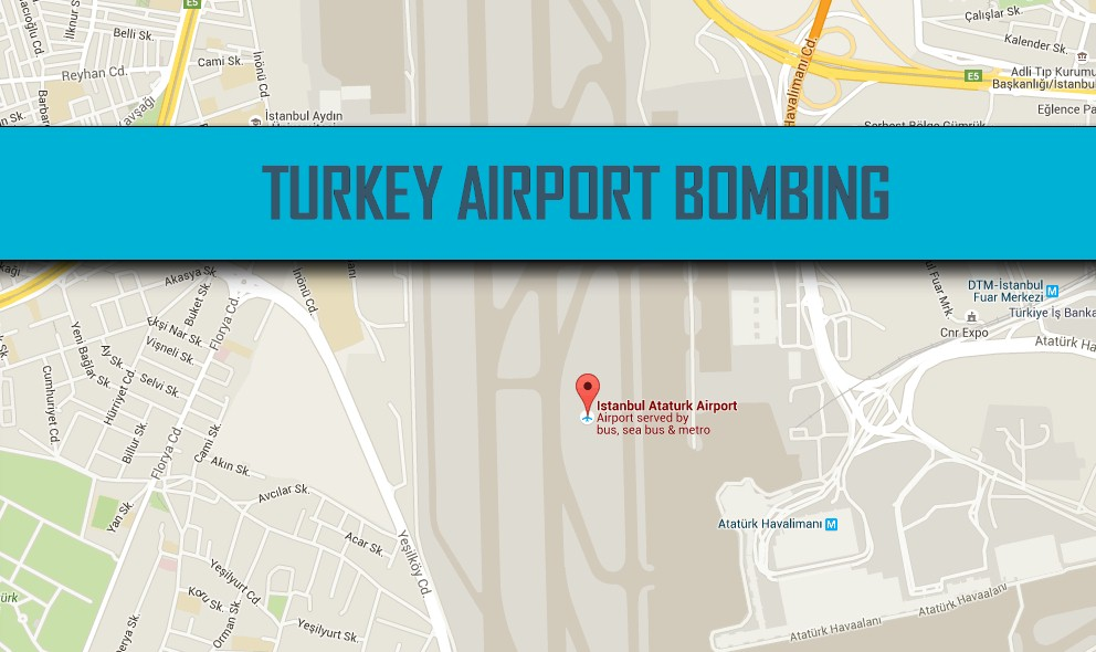 Istanbul Turkey Airport Bombing 2016: 28 Dead, 60 Injured, Terrorist Attack
