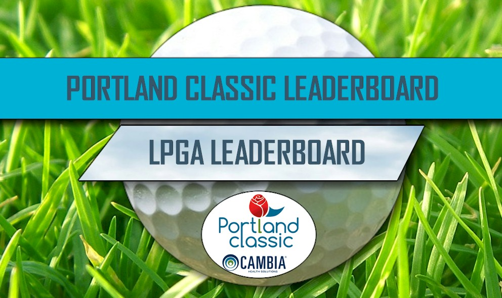LPGA Leaderboard 2016: Cambia Portland Classic Leaderboard Heats Up