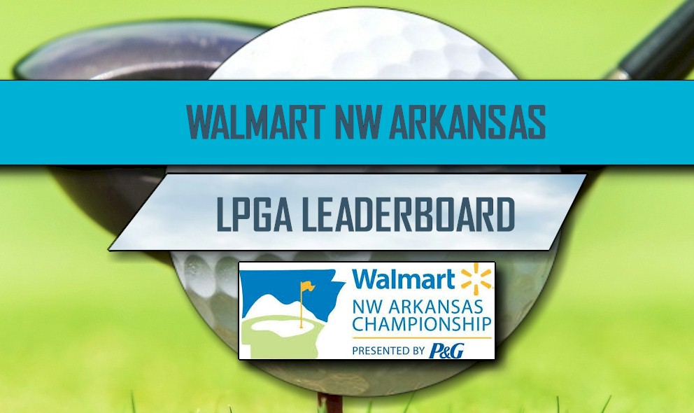LPGA Leaderboard 2016: Walmart NW Arkansas Leaderboard Led by Pressel