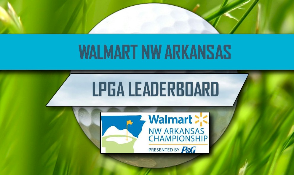 LPGA Leaderboard 2016: Yan Tops Golf's Walmart NW Arkansas Leaderboard