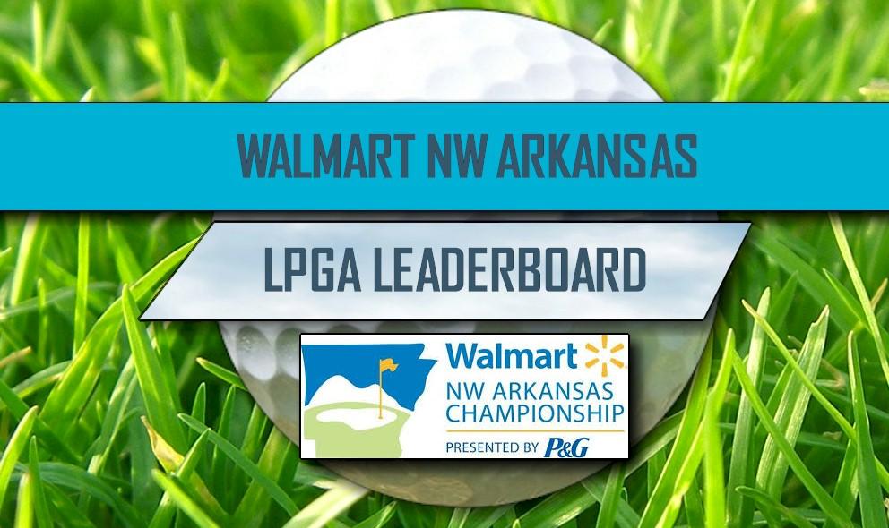 LPGA Leaderboard 2016: Walmart NW Arkansas Championship Leaderboard Scores