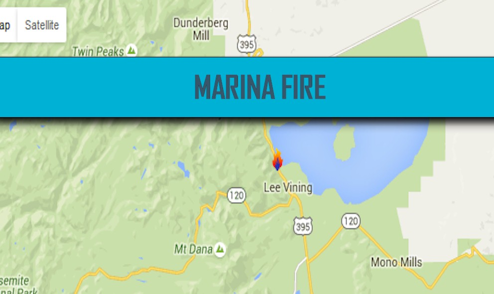 MARINA FIRE MAP