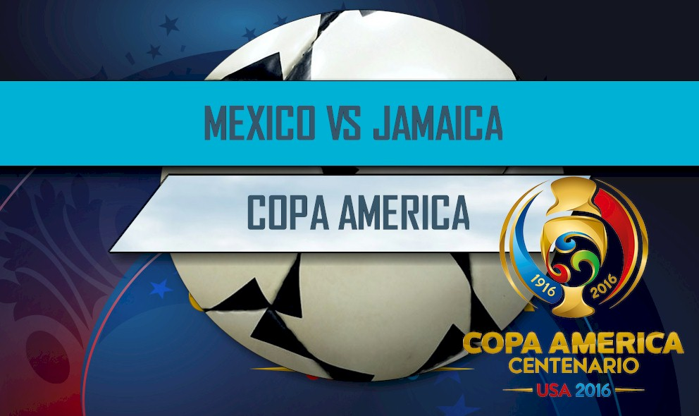 Mexico vs Jamaica 2016 Score En Vivo Ignites Copa America Results Today
