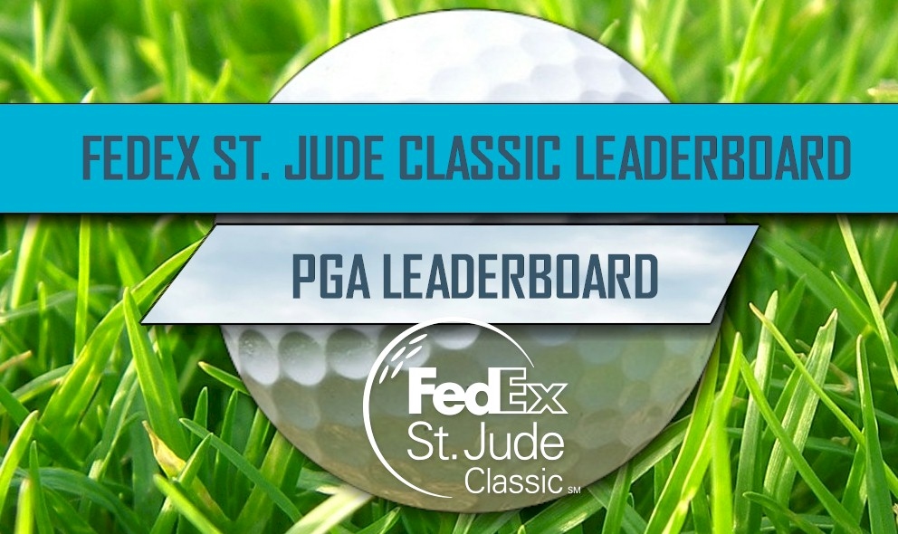 golf st jude leaderboard