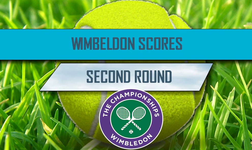 2016 Wimbledon Results Today: Tennis Scores Ignite Second Round