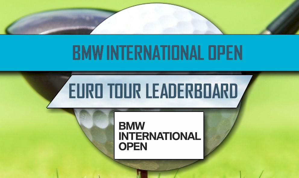 BMW International Open 2016 Leaderboard: Henrik Stenson Tops Golf Scores