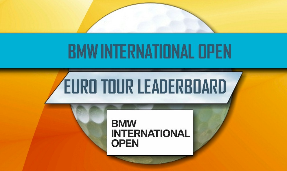 Henrik Stenson Wins BMW International Open 2016 Leaderboard, Golf Final