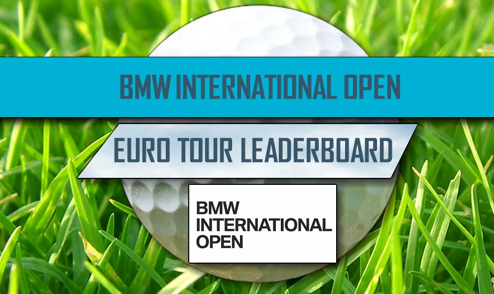 BMW International Open 2016 Leaderboard: Euro Tour Leaderboard Results