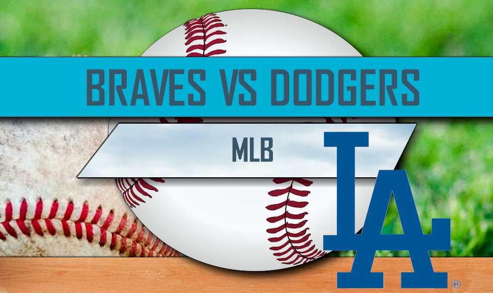Braves vs Dodgers 2016 Score Updates MLB Score Results