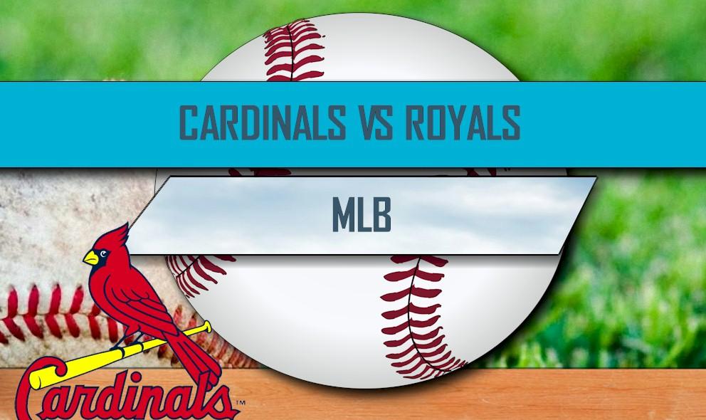 Cardinals vs Royals 2016 Score Heats up MLB Score Results Today