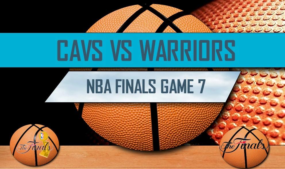NBA Finals 2016 Scores Game 7: Cavs vs Warriors Score