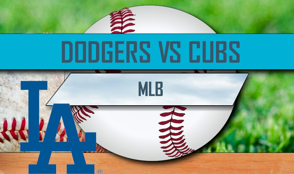 Dodgers vs Cubs 2016 Score Prompts MLB Score Results Today