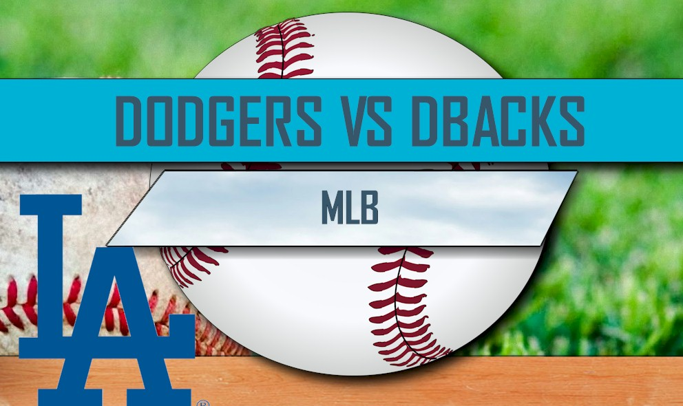 Dodgers vs Diamondbacks 2016 Score Heats up MLB Score Results