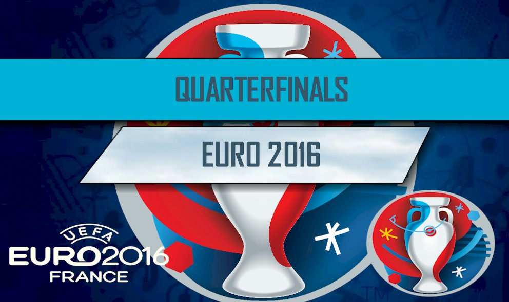 Euro 2016 Results, Quarterfinals: Scores, Schedule & Bracket Set