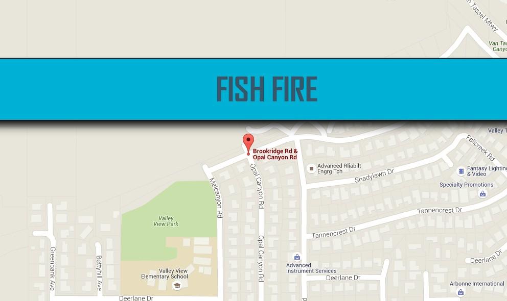 Fish Fire Map 2016: Duarte Fire Map 2016, LA County Fire Updated