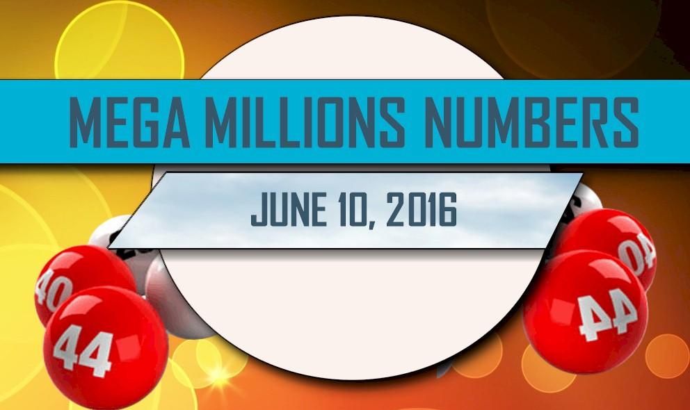 Mega Millions Winning Numbers June 10 Results Tonight ...