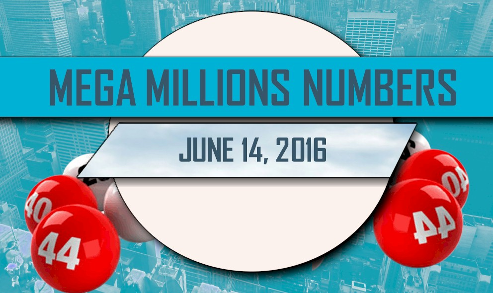 Mega Millions Winning Numbers June 14 Results Tonight 2016 Released
