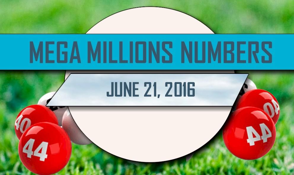 Mega Millions Winning Numbers June 21 Results Tonight Reach $333M