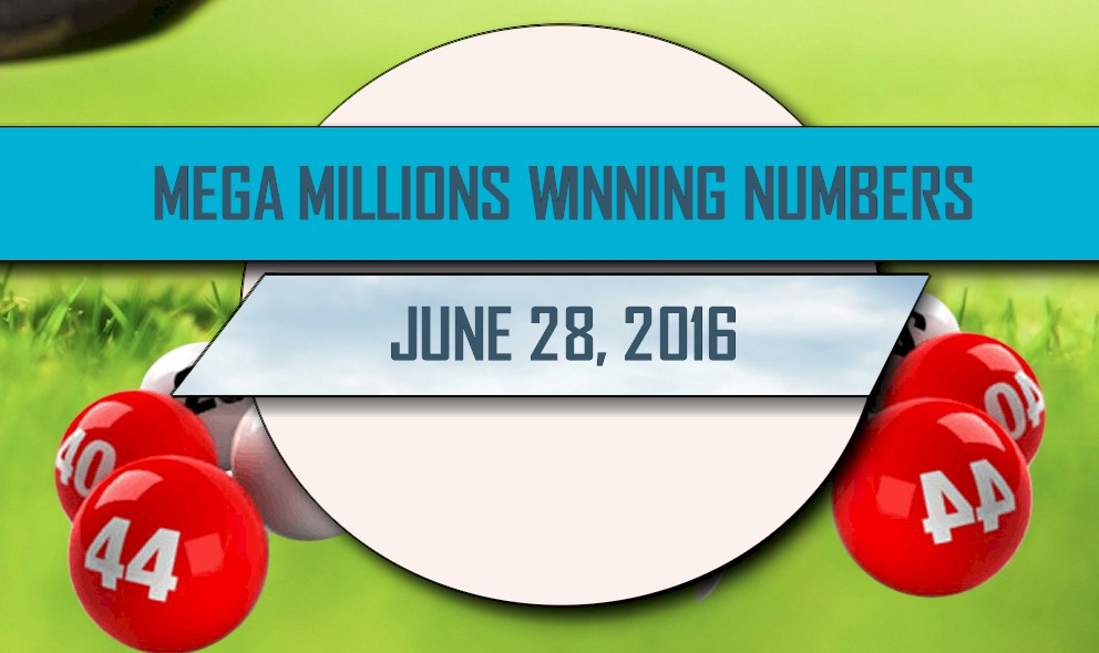 Mega Millions Winning Numbers June 28 Results Tonight Released 2016