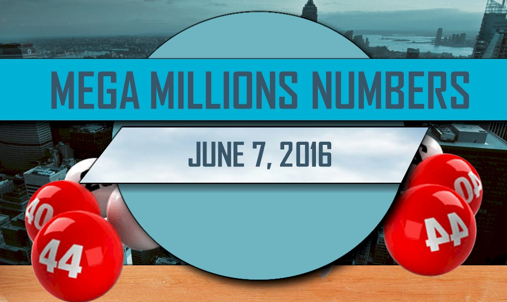 Mega Millions Winning Numbers June 7 Results Tonight Released