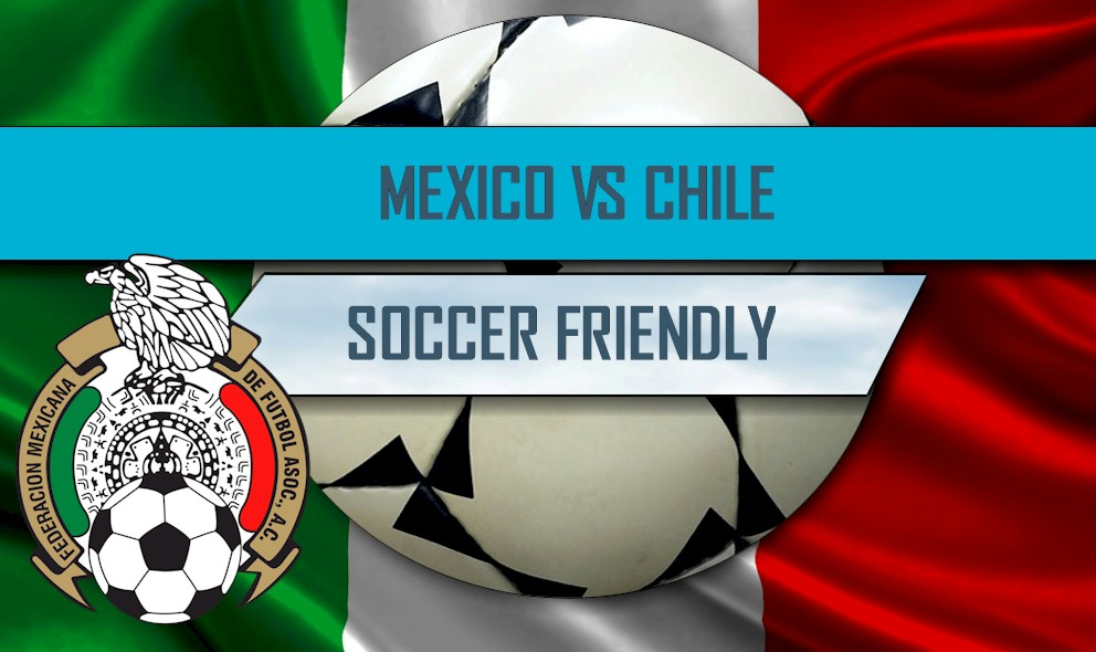 Mexico vs Chile 2016 Score En Vivo: Futbol Partido Amistoso Soccer Battle