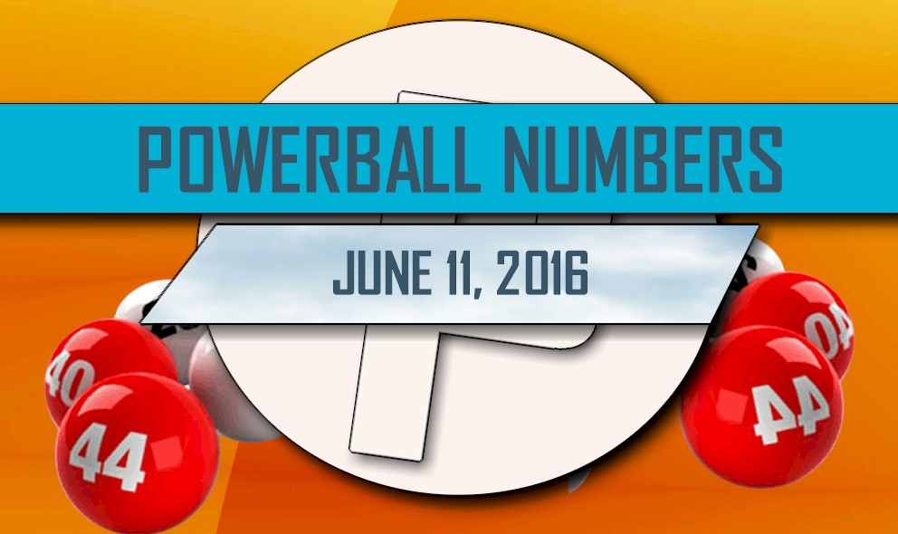 Powerball Winning Numbers Last Night 2016: Draw Rolls to $153M