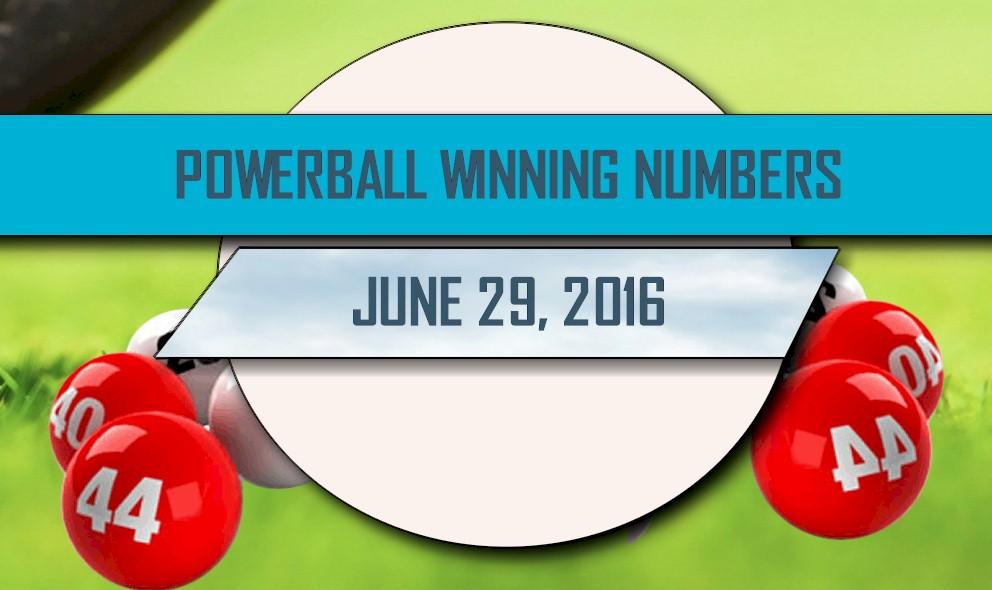 Powerball Winning Numbers Last Night 2016: Draw Rolls to $243M
