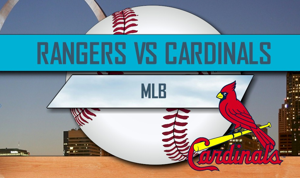 Rangers vs Cardinals 2016 Score Heats Up MLB Score Results Tonight