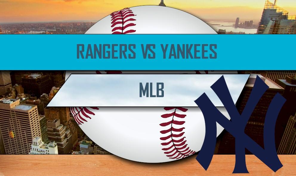 Rangers vs Yankees 2016 Score: NY Struggles Into 4th