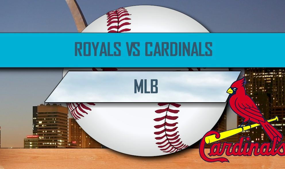 Royals vs Cardinals 2016 Score Updates MLB Results