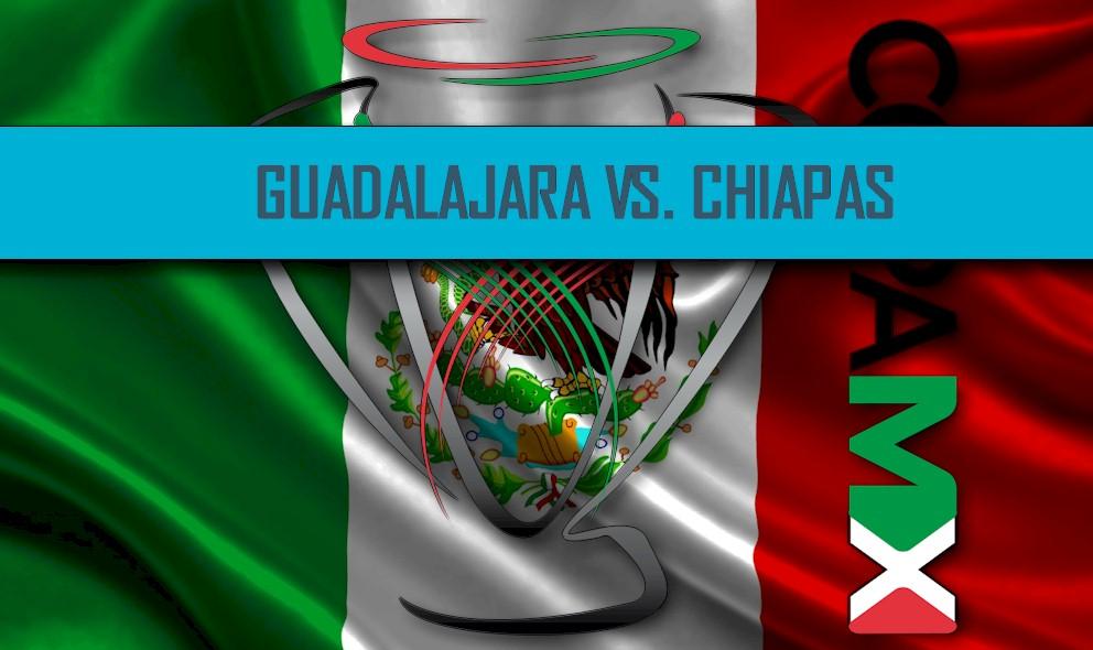 Guadalajara vs. Chiapas 2016 Score En Vivo Ignites Copa MX
