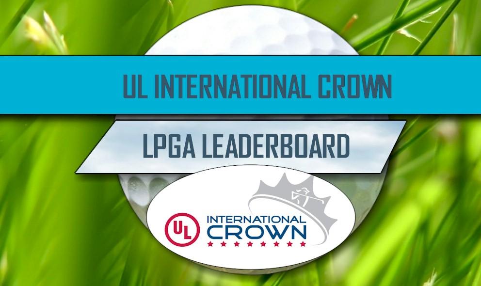 UL International Crown Leaderboard 2016 Golf Scores Ignite PGA Battle