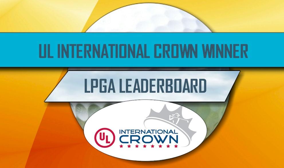 UL International Crown Winner 2016: Golf Scores Ignite LPGA Finals