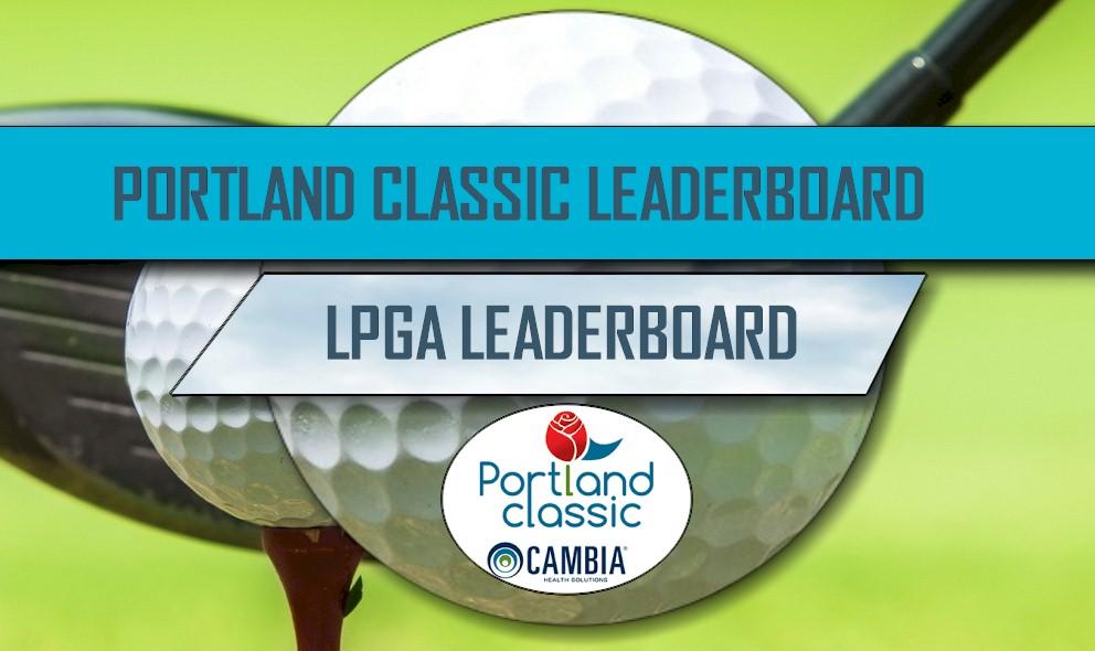 Cambia Portland Classic Leaderboard 2016: Henderson Tops LPGA Leaderboard