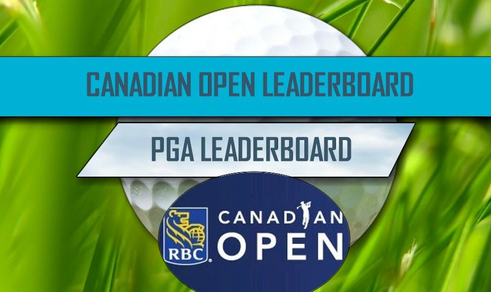 PGA Leaderboard: RBC Canadian Leaderboard 2016 Topped by Luke List