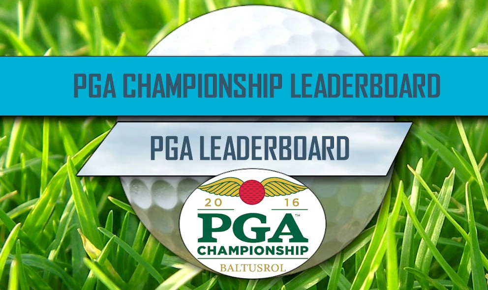 pga golf results today