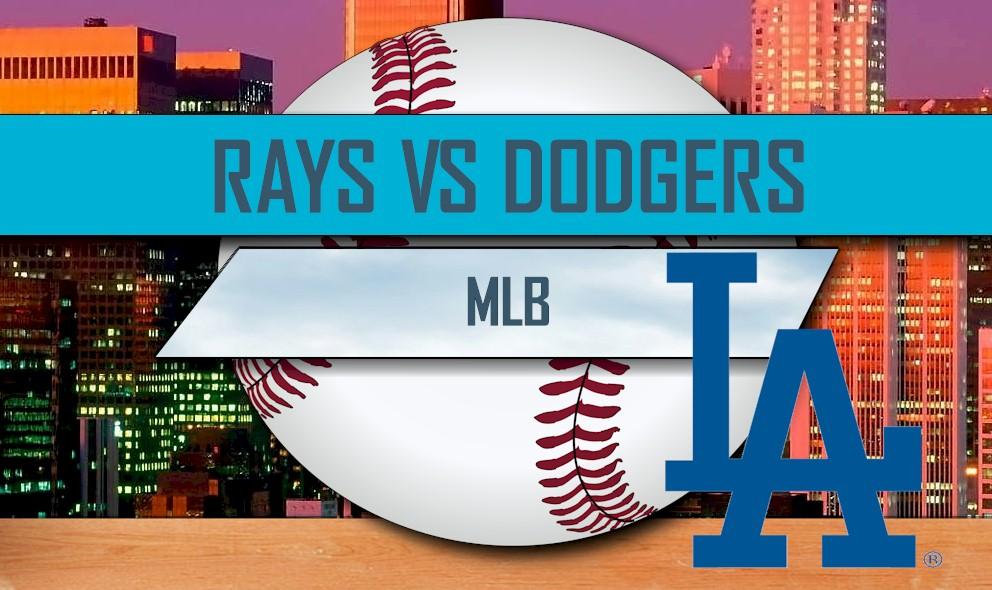 Rays vs Dodgers 2016 Score Ignites MLB Score Results Today