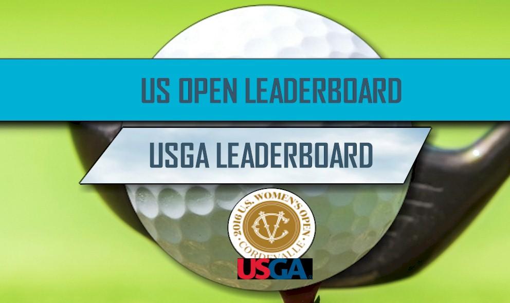 USGA Women's US Open Leaderboard 2016 Golf: Park Tops LPGA ...