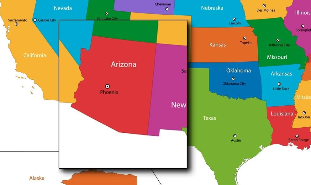 Arizona Tornado Warning 2016 Today Strikes Buckeye