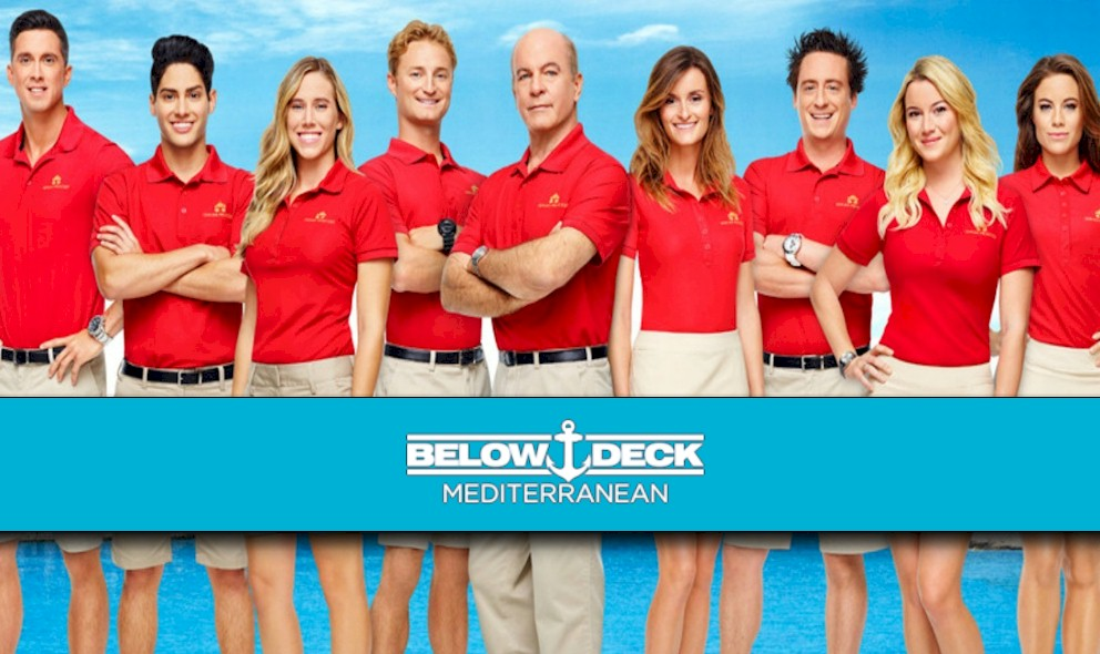 Below Deck Med Ratings End Strong, #3 Most Watched on Bravo