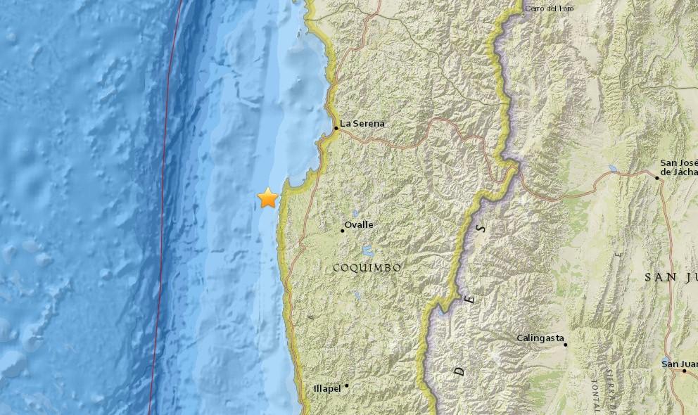 Chile Earthquake Today 2016: Terremoto Strikes Argentina Also