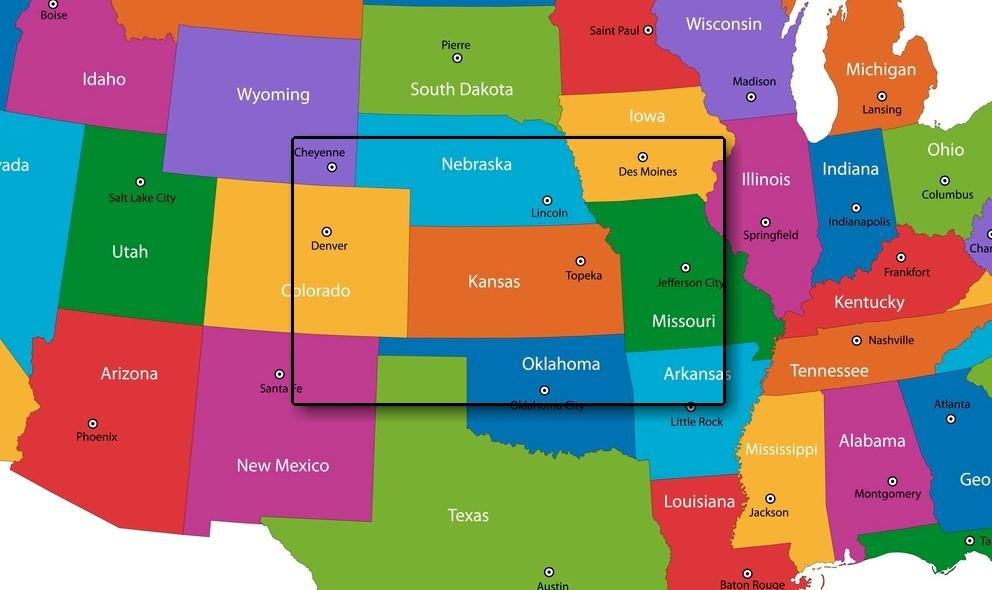 Kansas Tornado Warning 2016 Today Strikes Coolidge