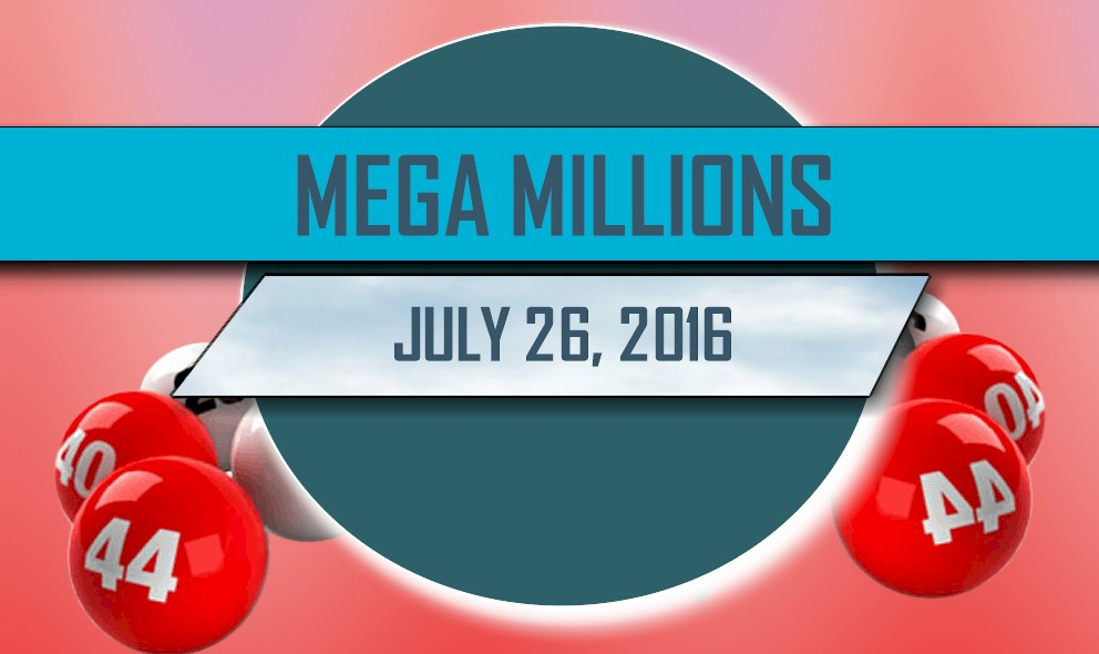 Mega Millions Winning Numbers July 26 Results Tonight Released 2016