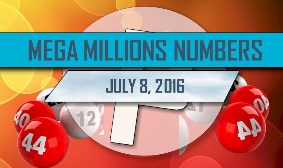 Mega Millions Winning Numbers Last Night 7/8 Sold in ...