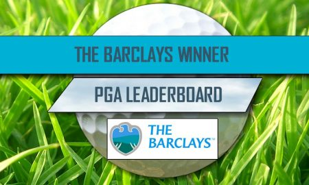 Patrick Reed Wins The Barclays 2016: Final PGA Leaderboard Golf Scores