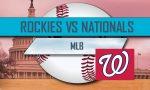 Rockies vs Nationals 2016 Score Ignites MLB Baseball Score Results