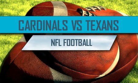 Cardinals vs Texans 2016 Score Heats up NFL Football Results Today