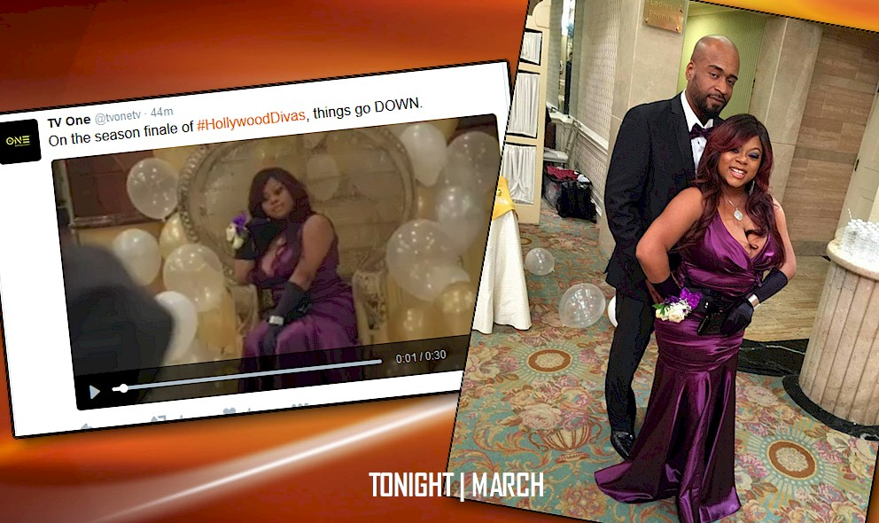 Countess Vaughn Engaged in Hollywood Divas Finale: EXCLUSIVE