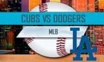 Cubs vs Dodgers 2016 Score Heats up MLB Baseball Score Results