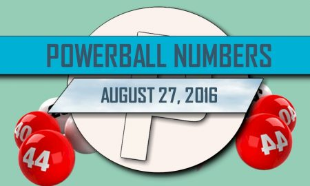 Powerball Winning Numbers Last Night 2016: Draw Rolls to $154M